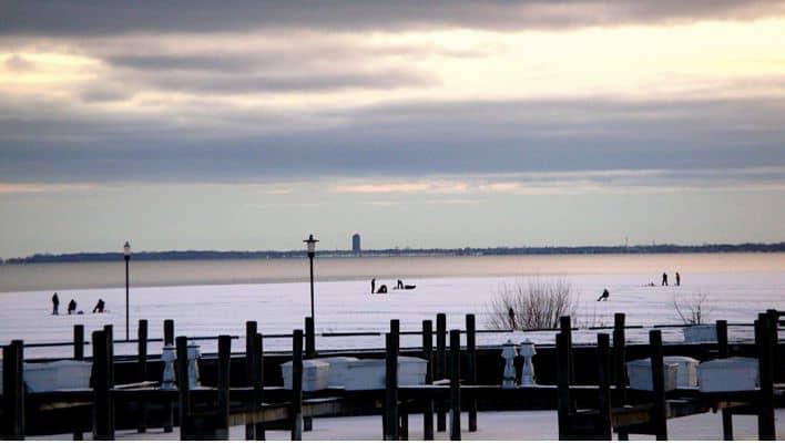 Best Ice Fishing Lakes In Iowa