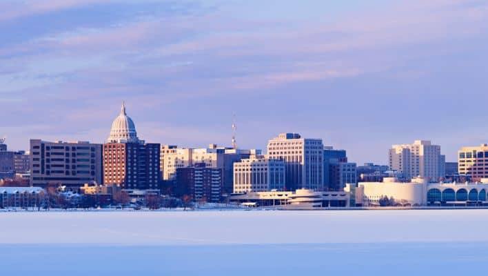 best ice fishing lakes in wisconsin