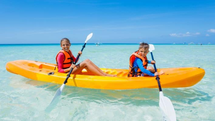 2 Person Kayak Non Inflatable