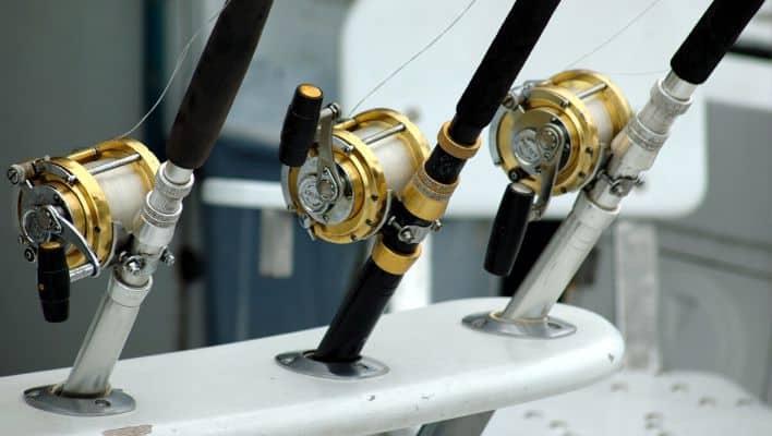 Best Fishing Rod Racks