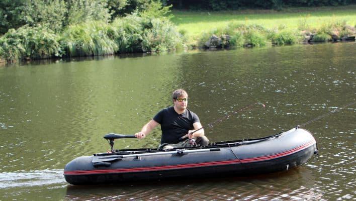 best boat river lake fishing