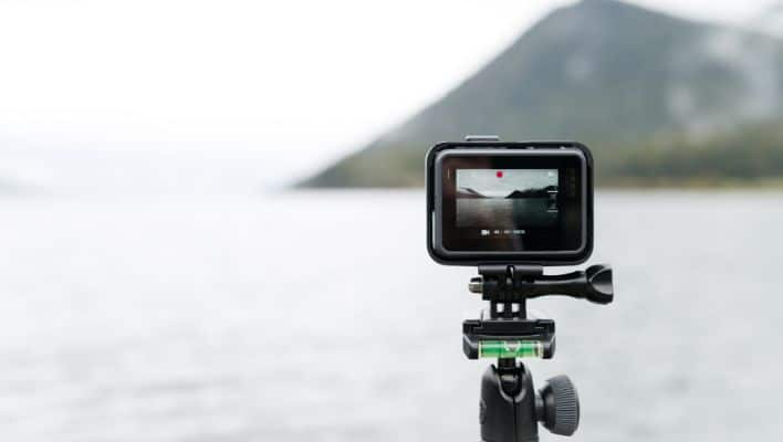 best gopro mount for fishing