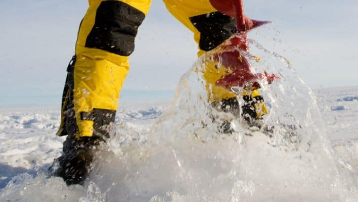 Best Ice Cleats for Ice Fishing