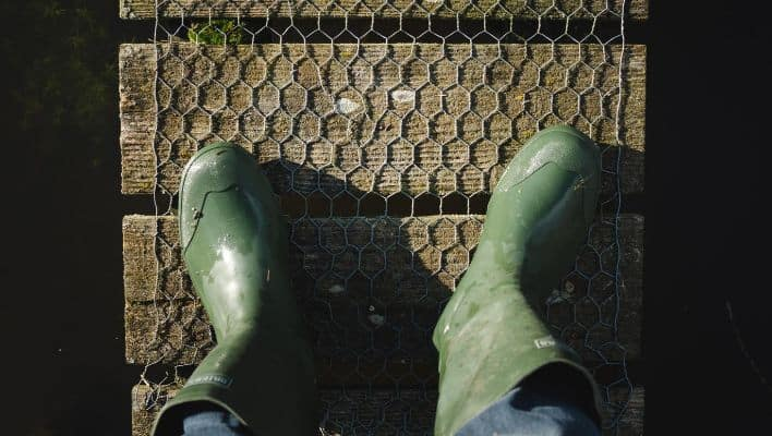 Best Rubber Boots for Fishing